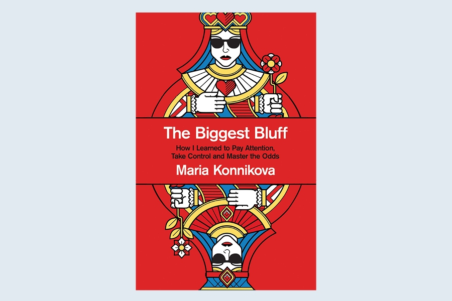 One of the best business books for 2020 is The Biggest Bluff by Maria Konnikova