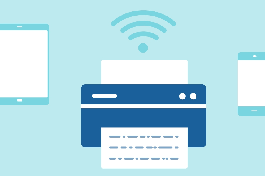 Wireless printers make it easy to connect to devices in your home office or small business