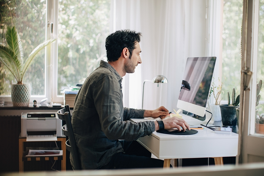 Tips for how to manage your workload and your household when working from home