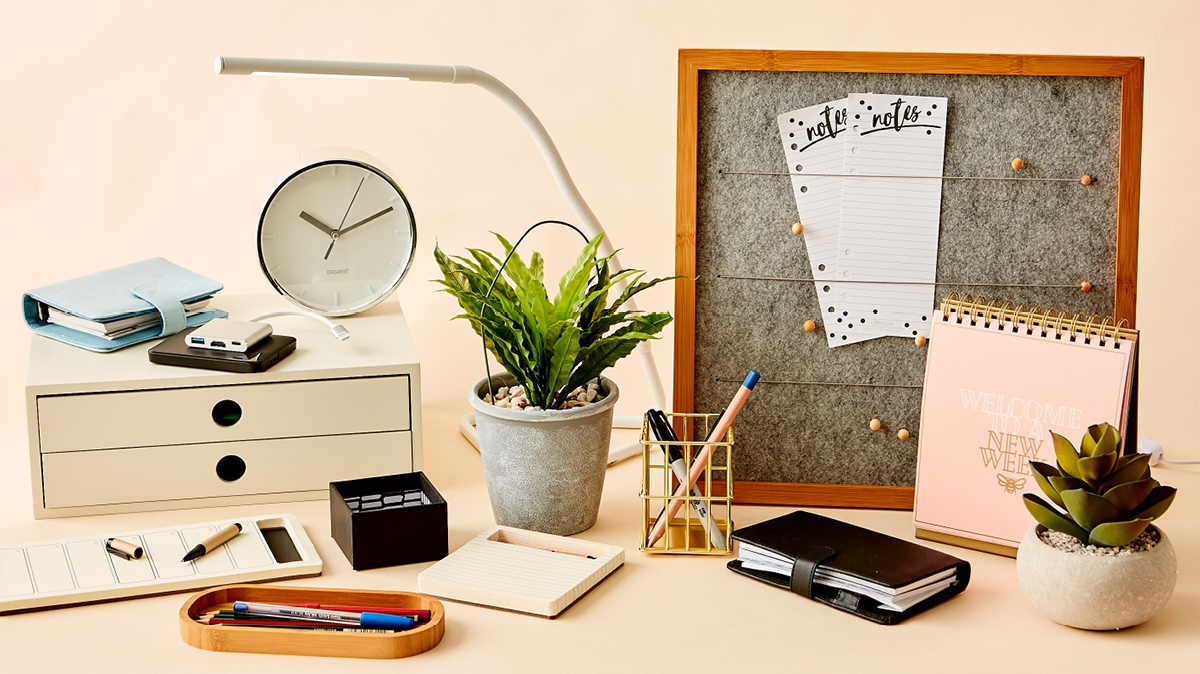 tylish small home offices ideas for WFH will help you make the most of the space you have.