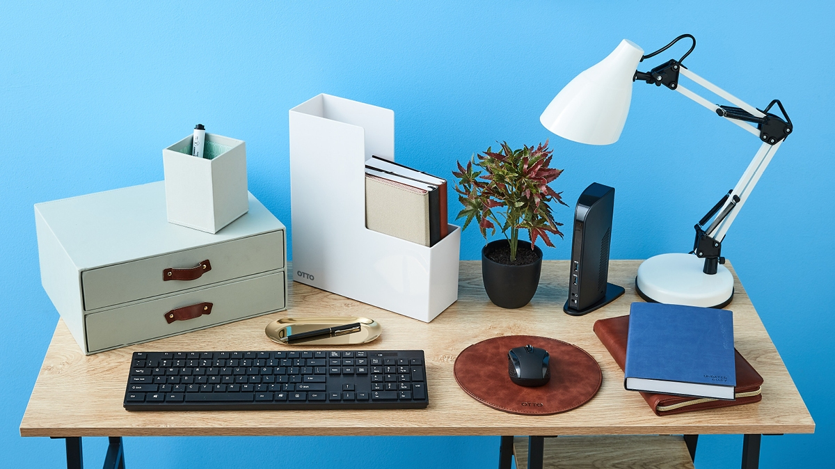 Here are all the home office desk essentials you need for working from home.
