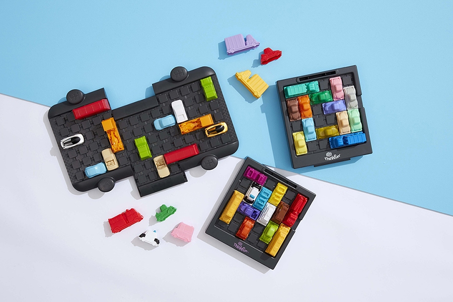 Educational games to help kids learn: Officeworks ThinkFun games