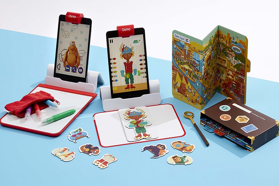Education games for kids: Osmo