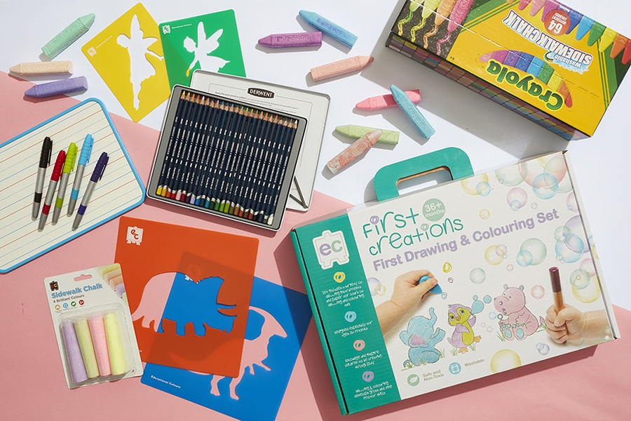 Officeworks art supplies, drawing materials and school supplies for kids