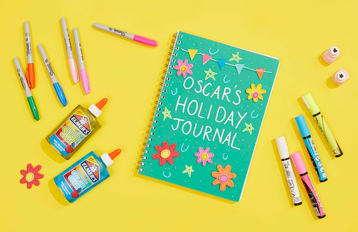 How To Create a Kids' Journal They'll Treasure Forever