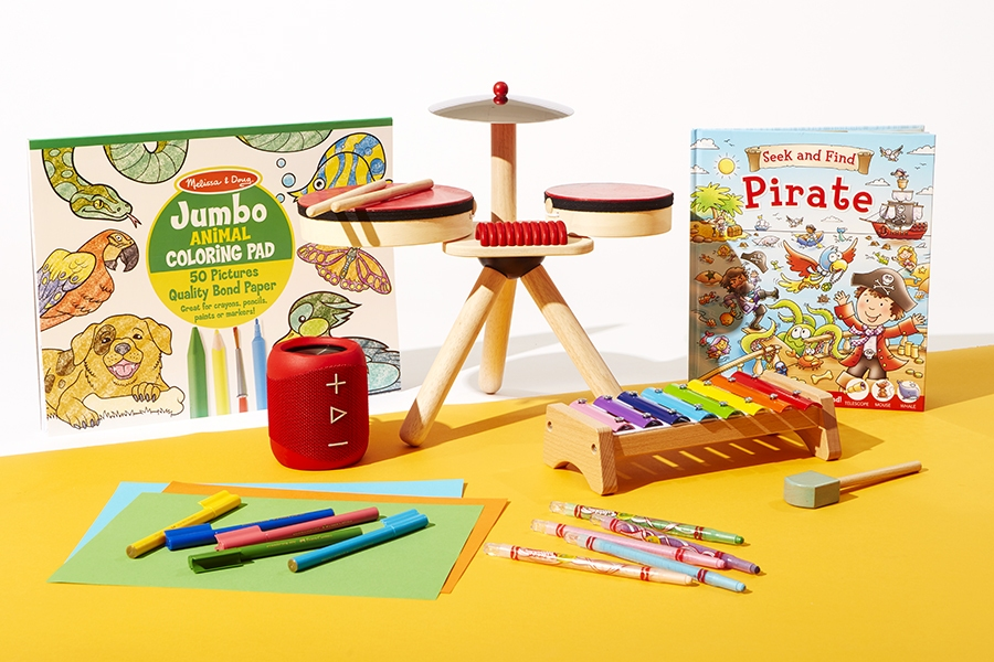 These games and toys for kids are great for solo play.