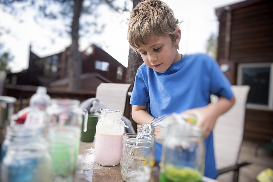 Combine learning and play at home with these easy educational STEM activities for kids