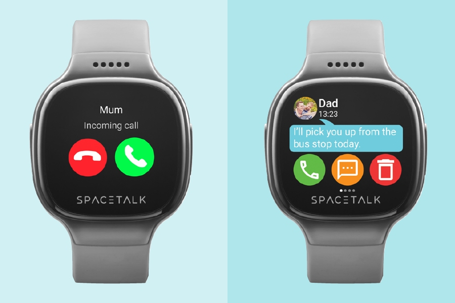 A non-smartphone for kids: Officeworks Spacetalk smart watch and mobile phone review