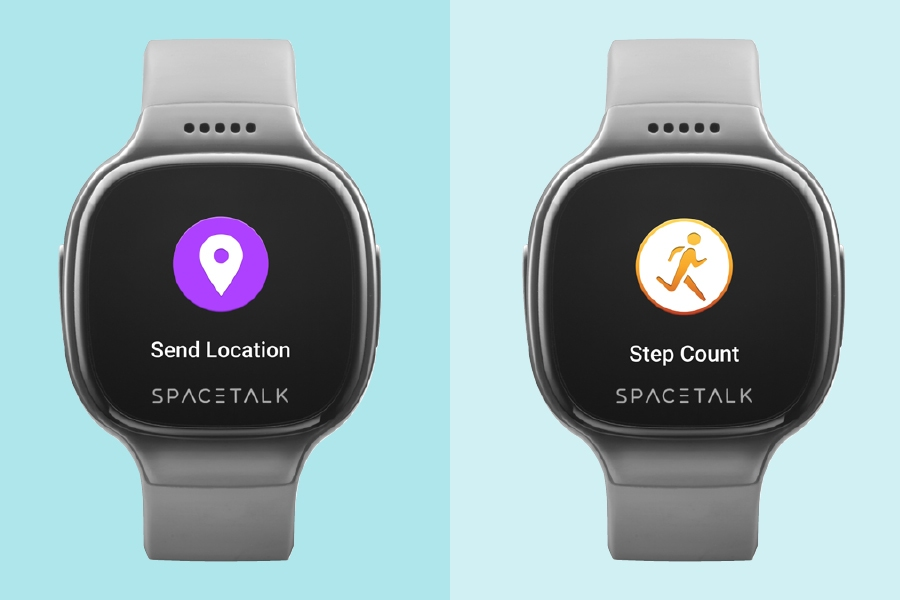 How to stay in touch with your kids without a smartphone: Spacetalk smart watch