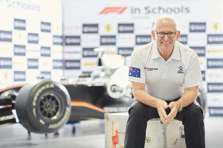 Dr Michel Myers, founder of Re-Engineering Australia, tells us all about STEM education.