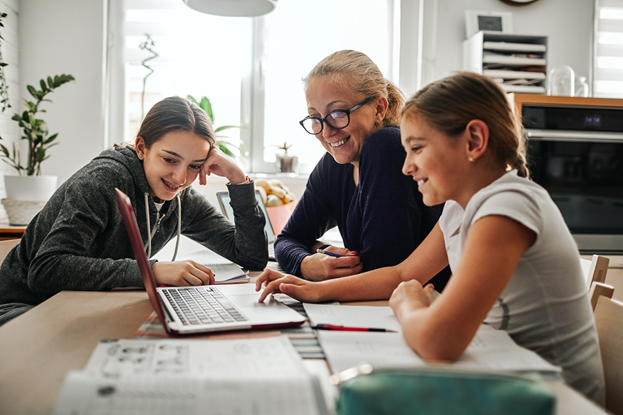 Keep kids happy and learning at their best while homeschooling – here's how.
