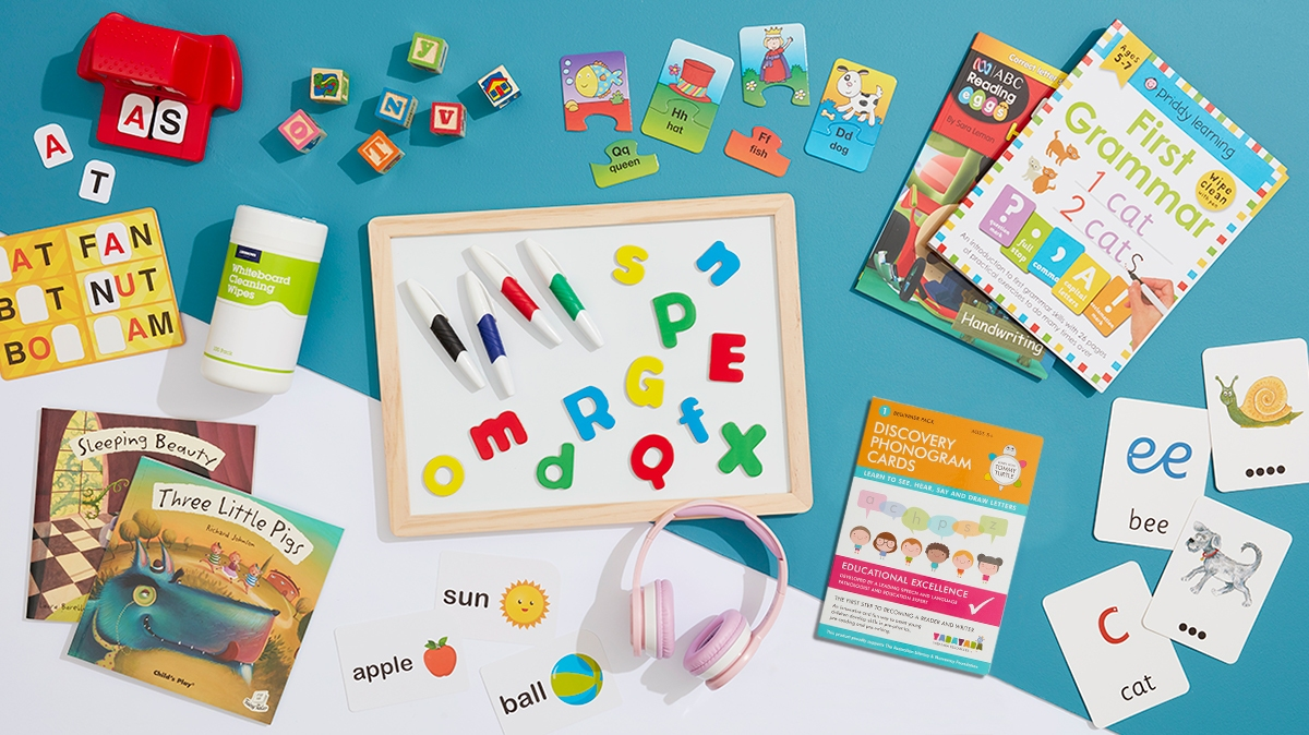 High-quality at home learning resources that kids will love