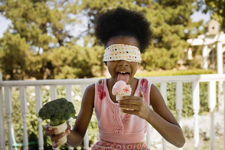 Taste testing is a fun STEM learning activity idea for kids.