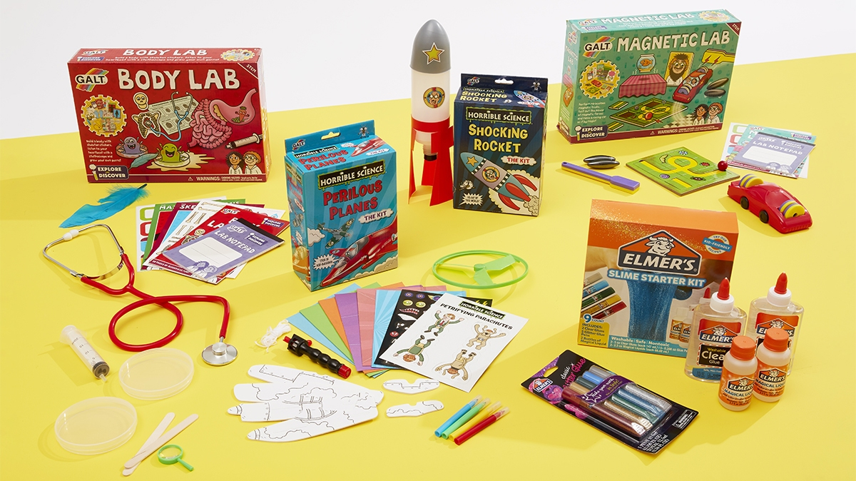 Easy science experiments serve as fun and educational STEM activities for kids.