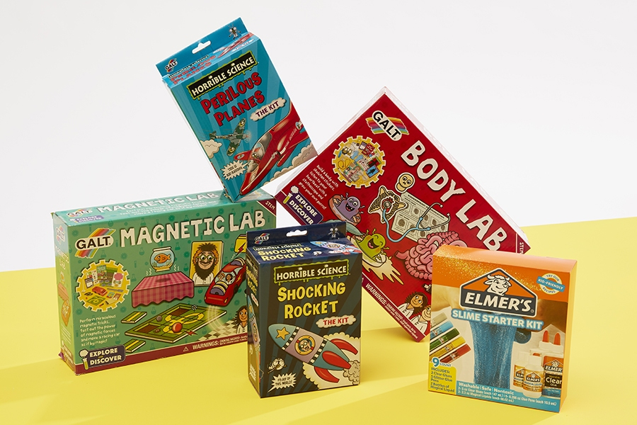 Make STEM activities fun with these easy science experiment kits for kids