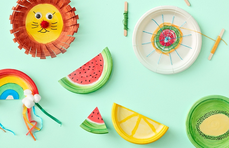 5 Fun DIY Paper Plate Crafts