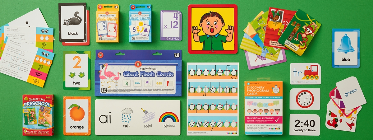 The Best Flashcards and Educational Resources for Kids
