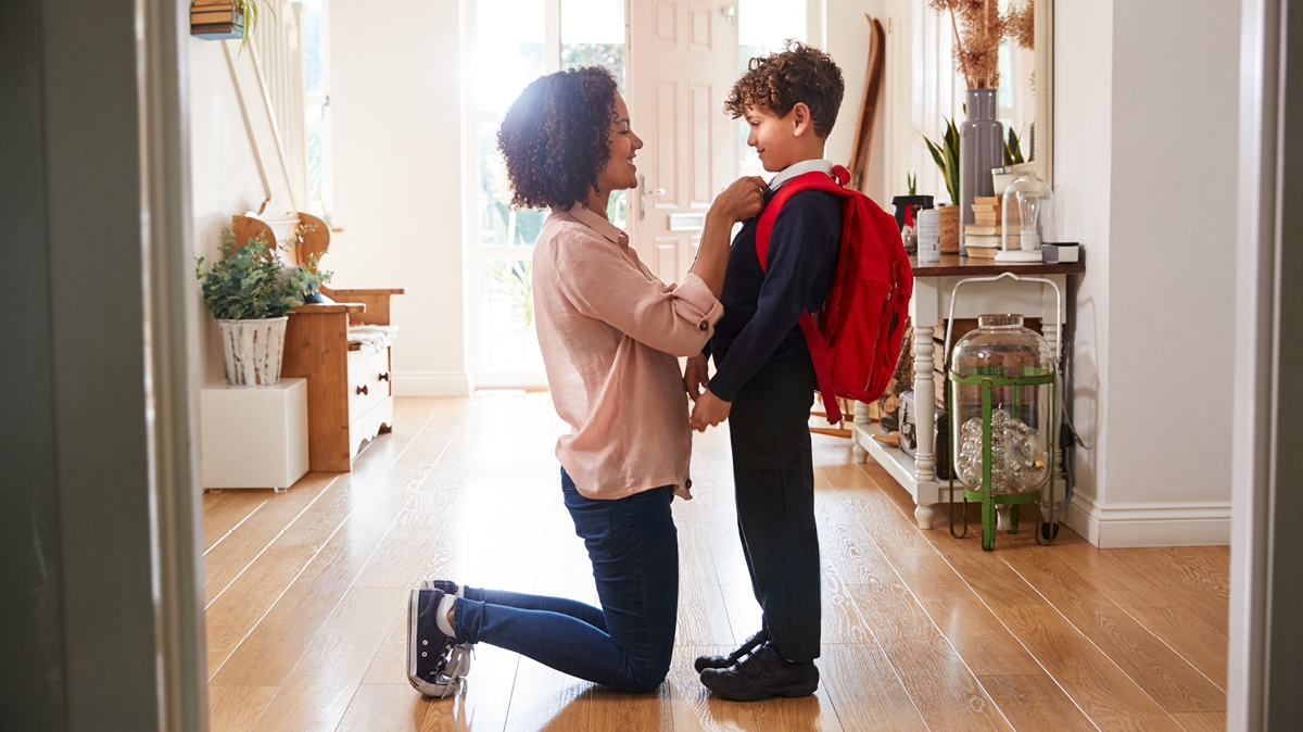 Best back to school tips to get your kids organised and save money on school supplies.