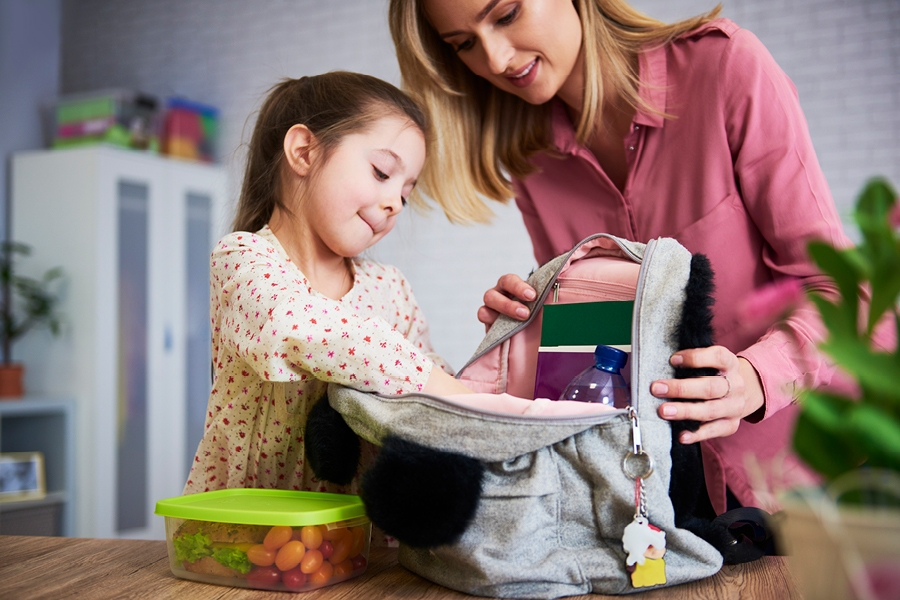 How to prepare your kids for going back to school and what to do on their first day