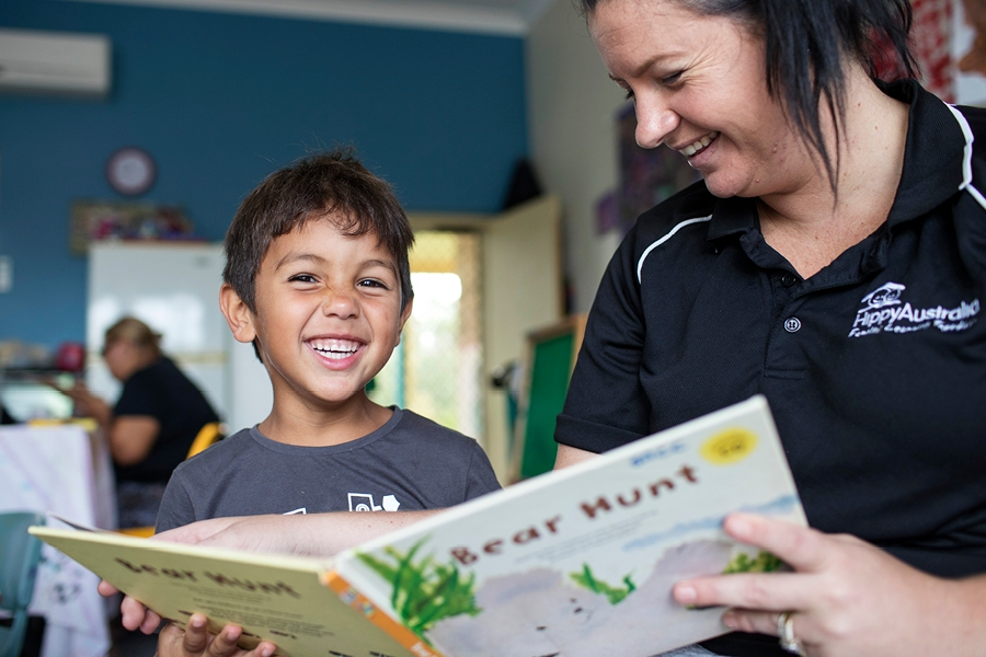 The ALNF's Mary-Ruth Mendel on why improving literacy skills is so important for kids.