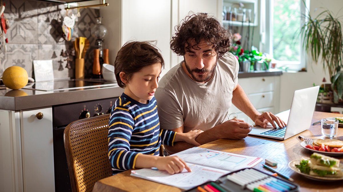 Teaching tips and homeschooling resources to get kids excited about home learning.