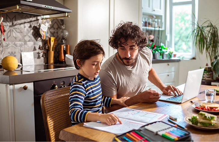 5 Hacks to Get Kids Excited About Home Learning