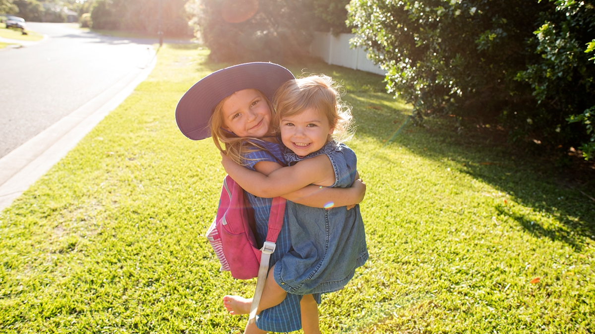 Capture first day of school memories with these tips for great photos.