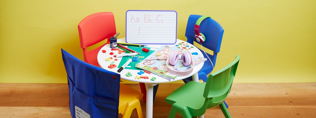 Best Desk Setups for Students: Essential Study Supplies for Every Age