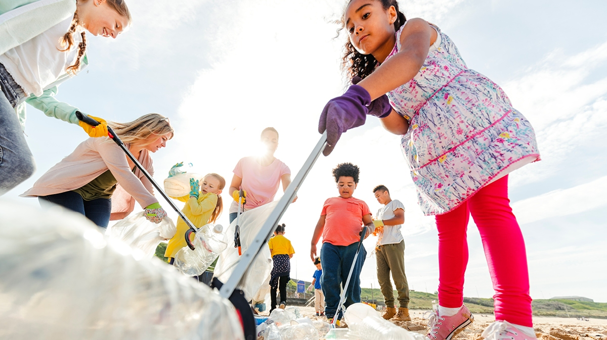 Discover some key ways kids can make a difference this year.