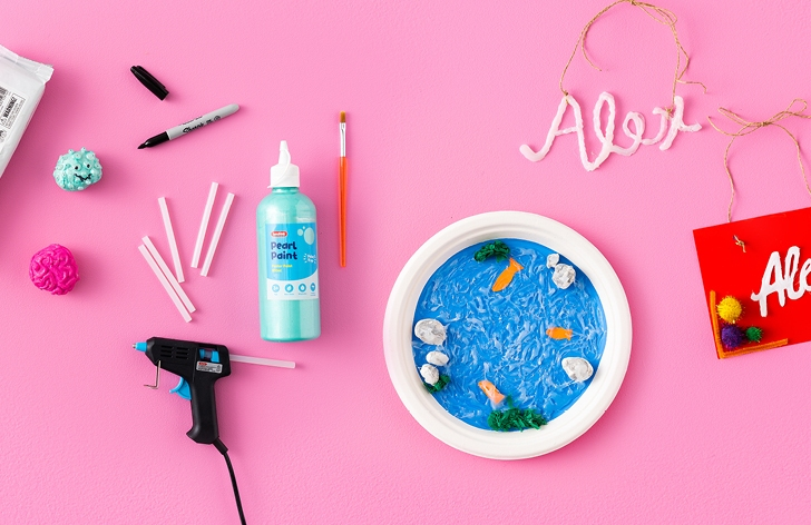 Fun Glue Gun Crafts to Try