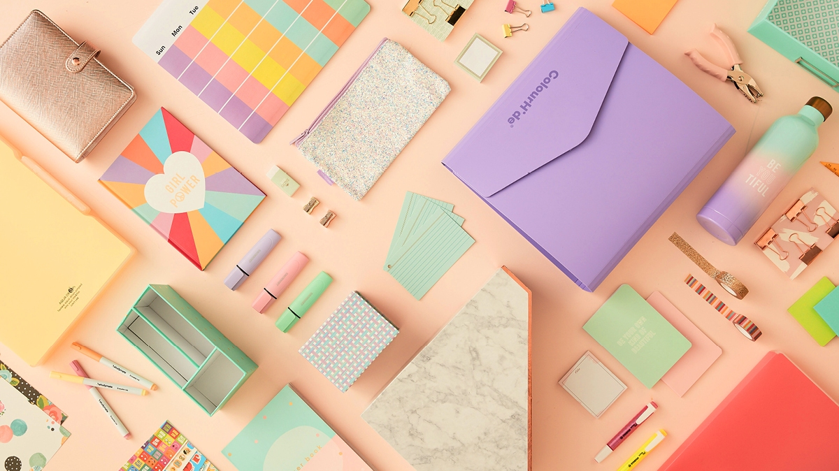 Try these cool ideas for cute kawaii stationery
