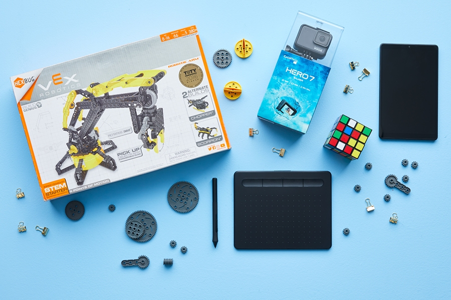 Cool and educational toys and gifts for teenagers and older kids.