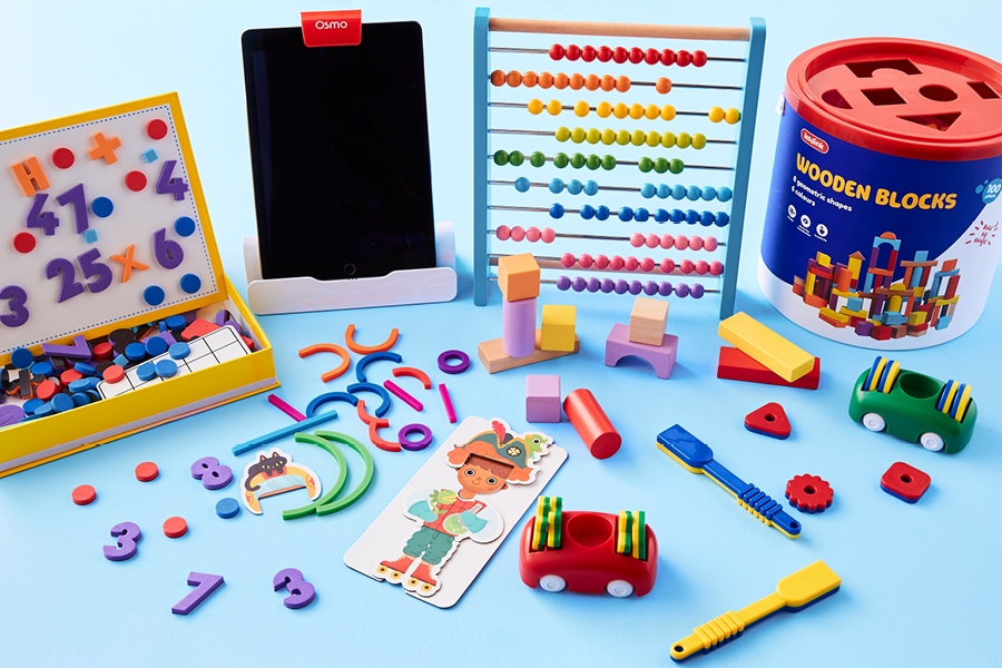 The best educational toys and gift ideas for kids, toddlers and preschoolers.