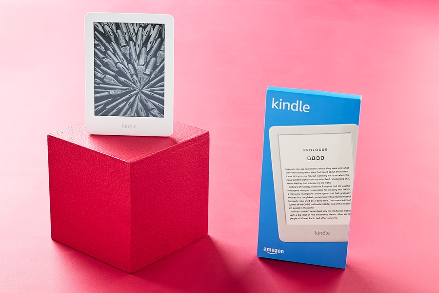 Try a Kindle eReader for a Valentine's Day gift that is sure to impress.