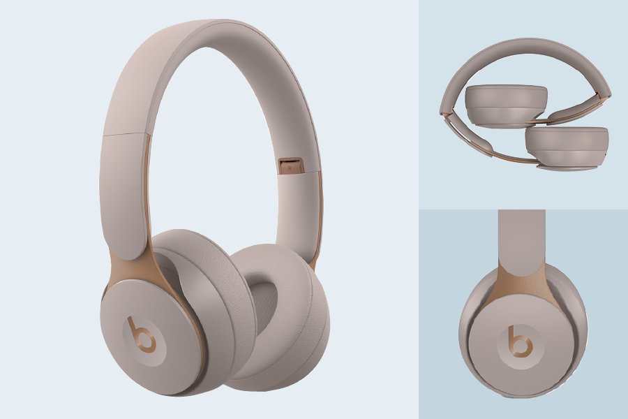 The Beats Solo Pro Wireless Headphones are a chic pair of noise-cancelling headphones.