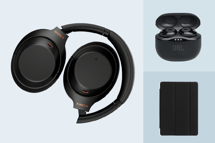 Cool tech gadgets you need for 2021: new Sony headphones and the latest iPad accessories