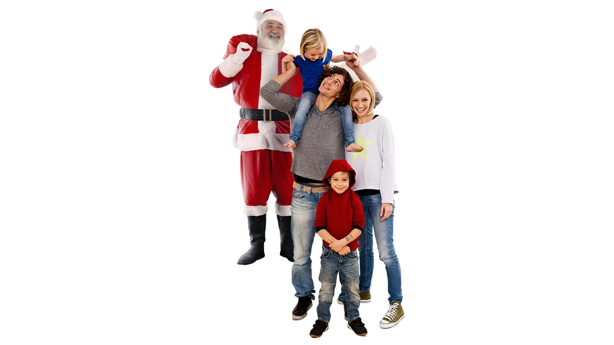 Get your 2020 Santa photos online this year and stay safe this Christmas
