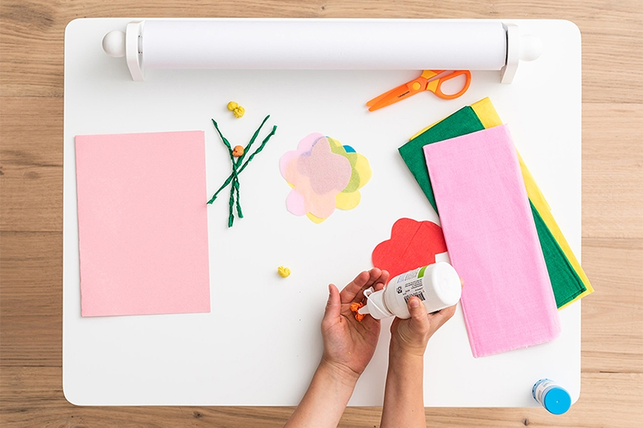 Art and craft ideas for kids: Make your own Mother's Day card