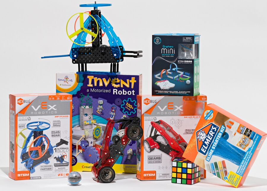 STEM toys for upper primary school students