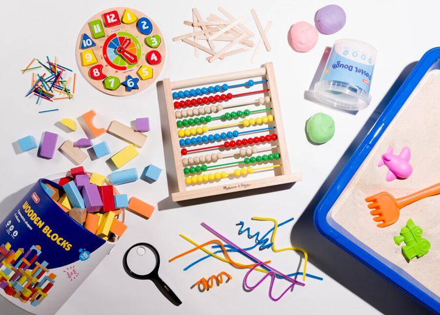 Officeworks STEM activities for toddlers