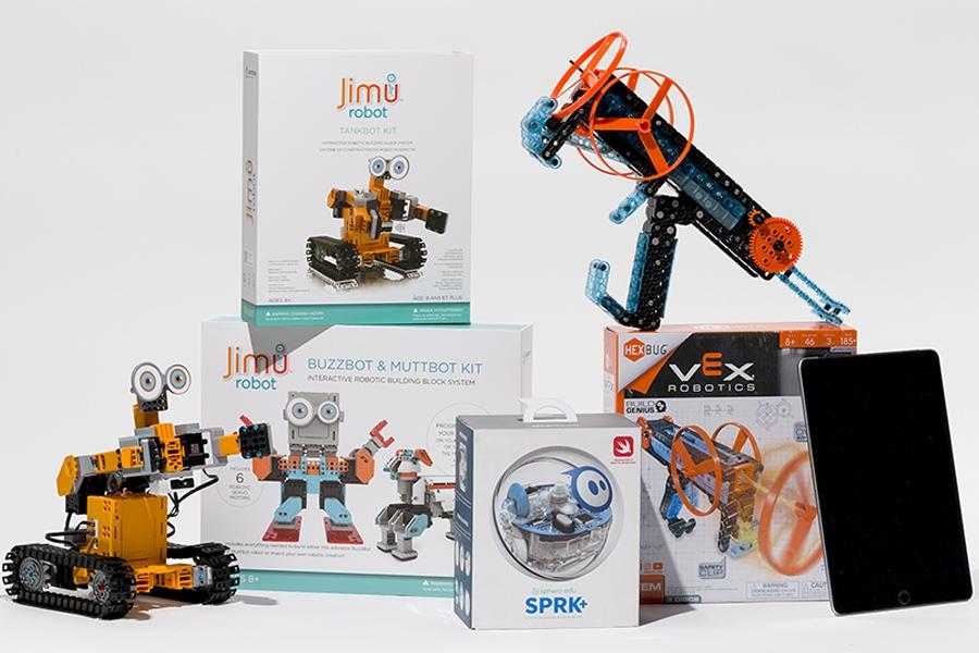 Stem toys for tweens: coding robotics kits build STEM skills