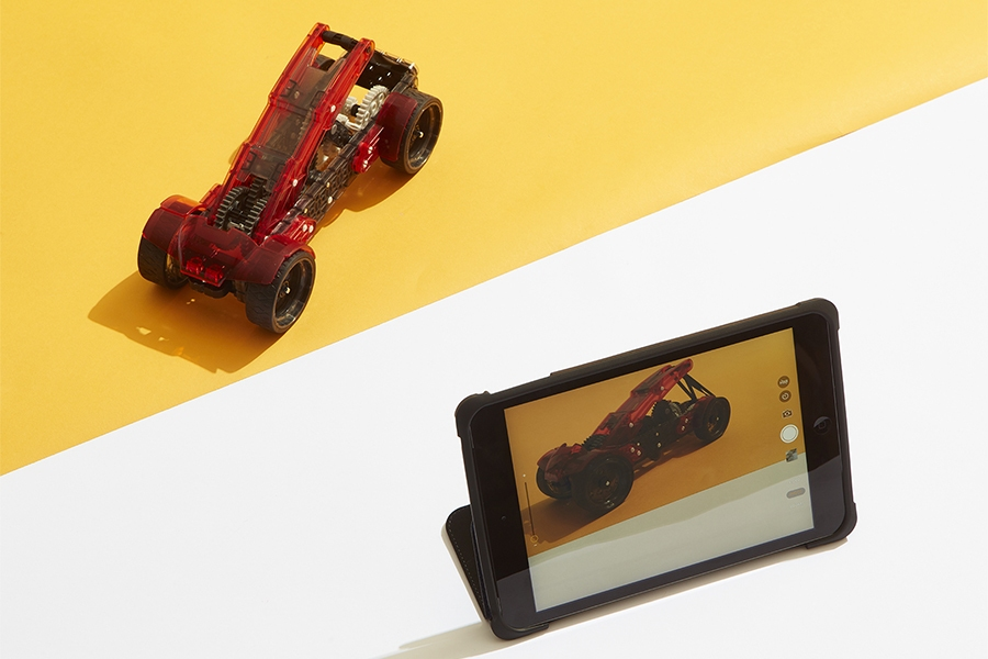 No-prep STEM activity: Create a stop-motion animation with an iPad