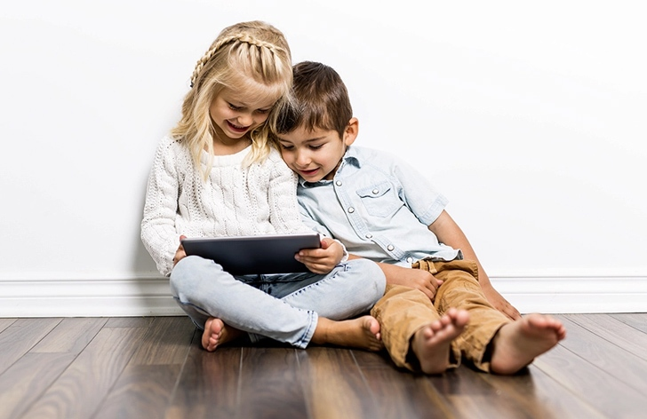Found! Guilt-free Screen Time for Kids