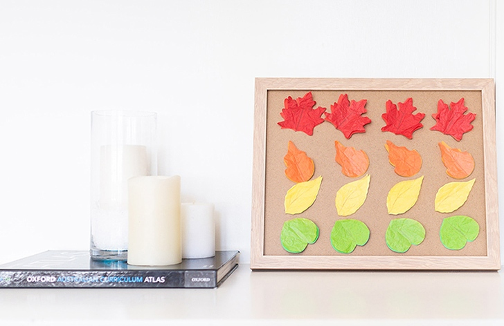 How to Create Awesome Autumn Art with Kids at Home