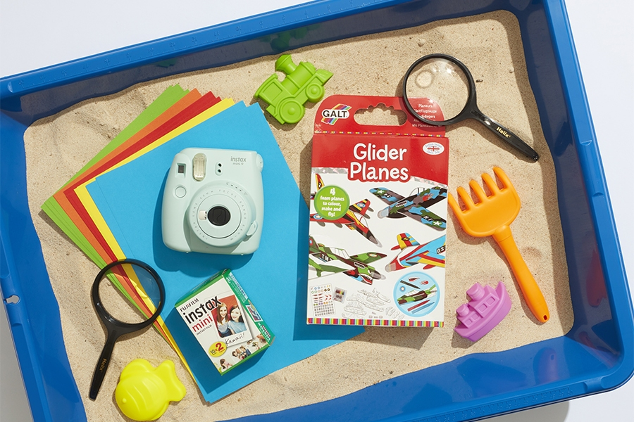 Officeworks kids' learning supplies for playing outdoors