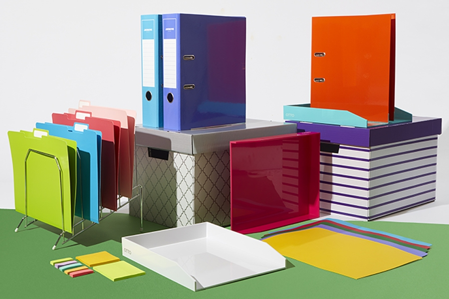 Hack to increase productivity: Officeworks folders and document filing solutions