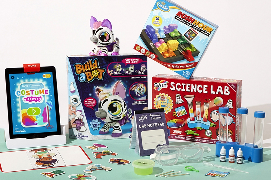 Best STEM toys for kids in young primary school