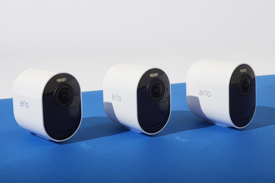 Refresh your office tech: Officeworks Arlo security camera system