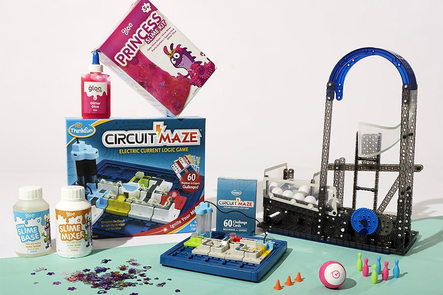 Officeworks STEM learning toys for upper primary school students