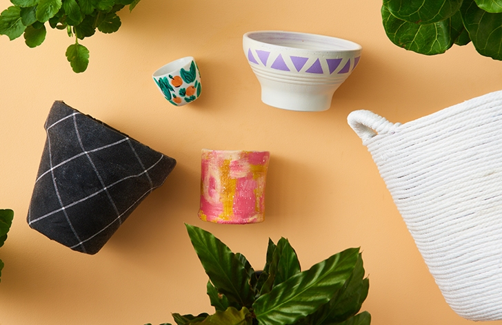 How to Create Chic Planters With These Pot Decoration Ideas